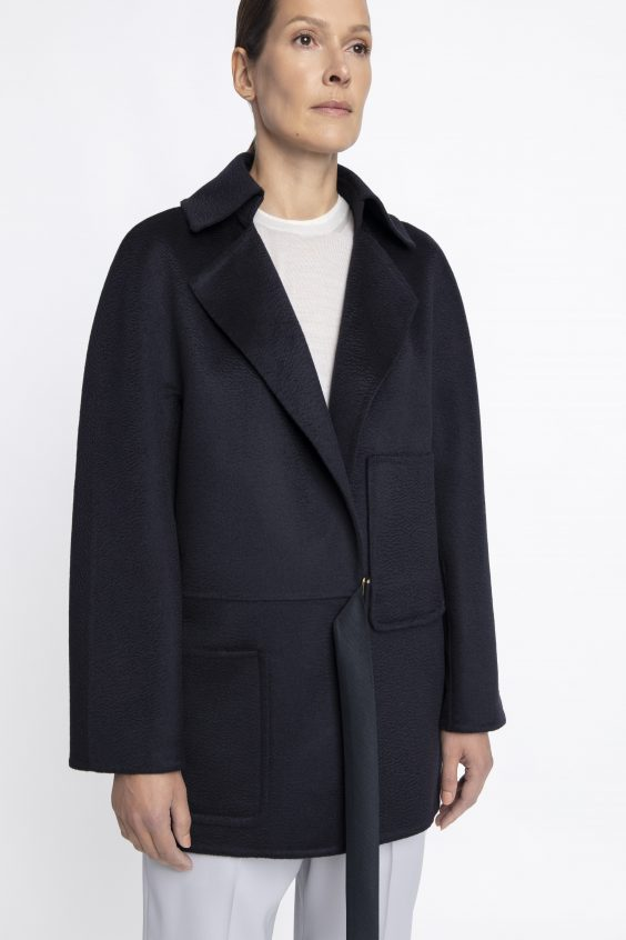 Luxurious cashmere jacket NESSA