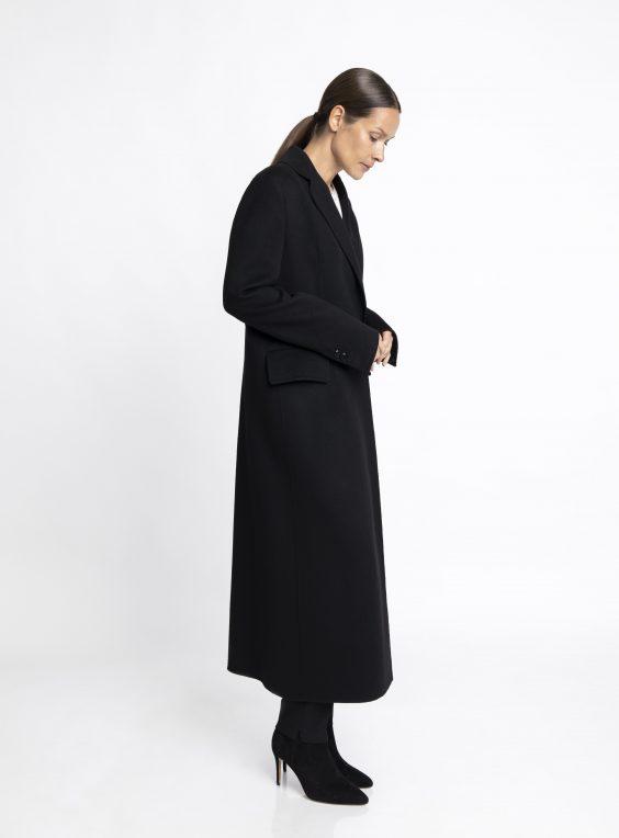 Luxurious cashmere coat PERI