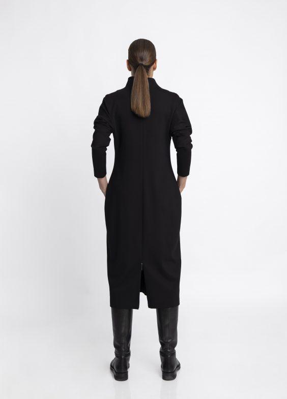 Cotton viscose dress DARJA
