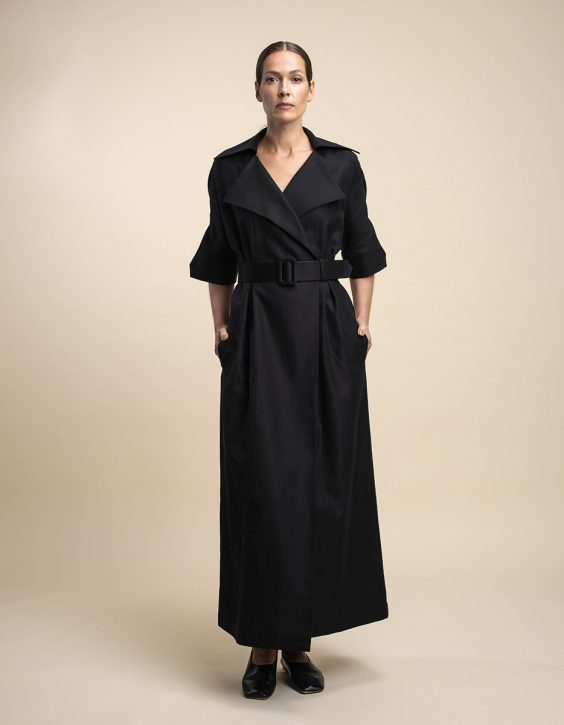 Pohjanheimo dress coat Reina