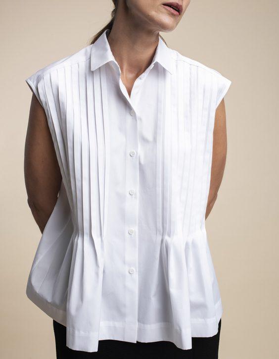 Pohjanheimo cotton shirt Reda