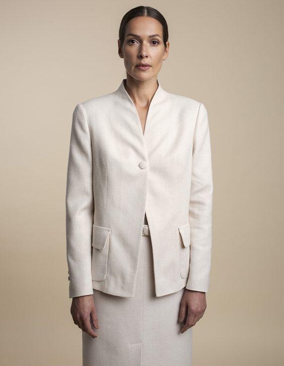 pohjanheimo silk jacket RAMI
