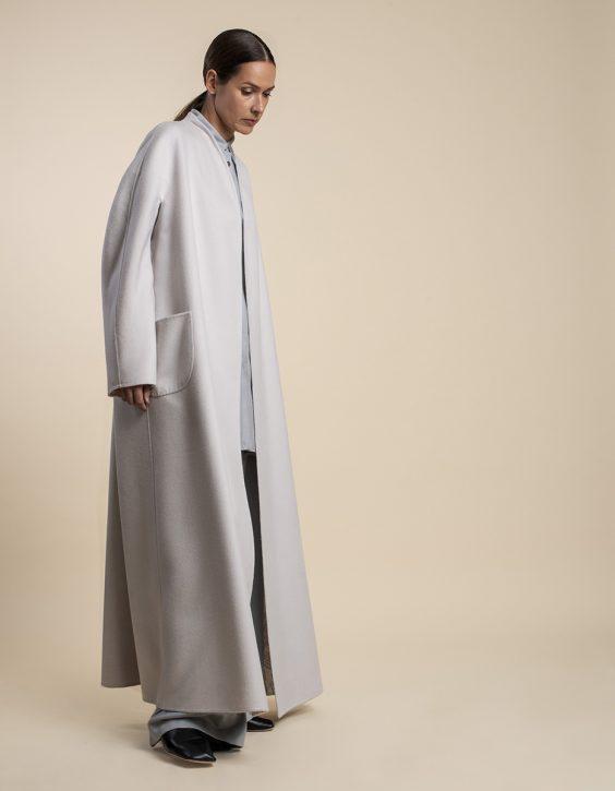 Pohjanheimo cashmere coat RANA
