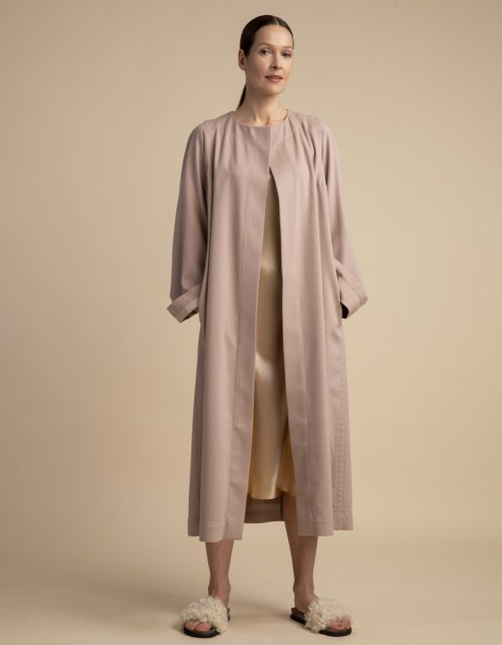 Pohjanheimo cashmere coat Karin